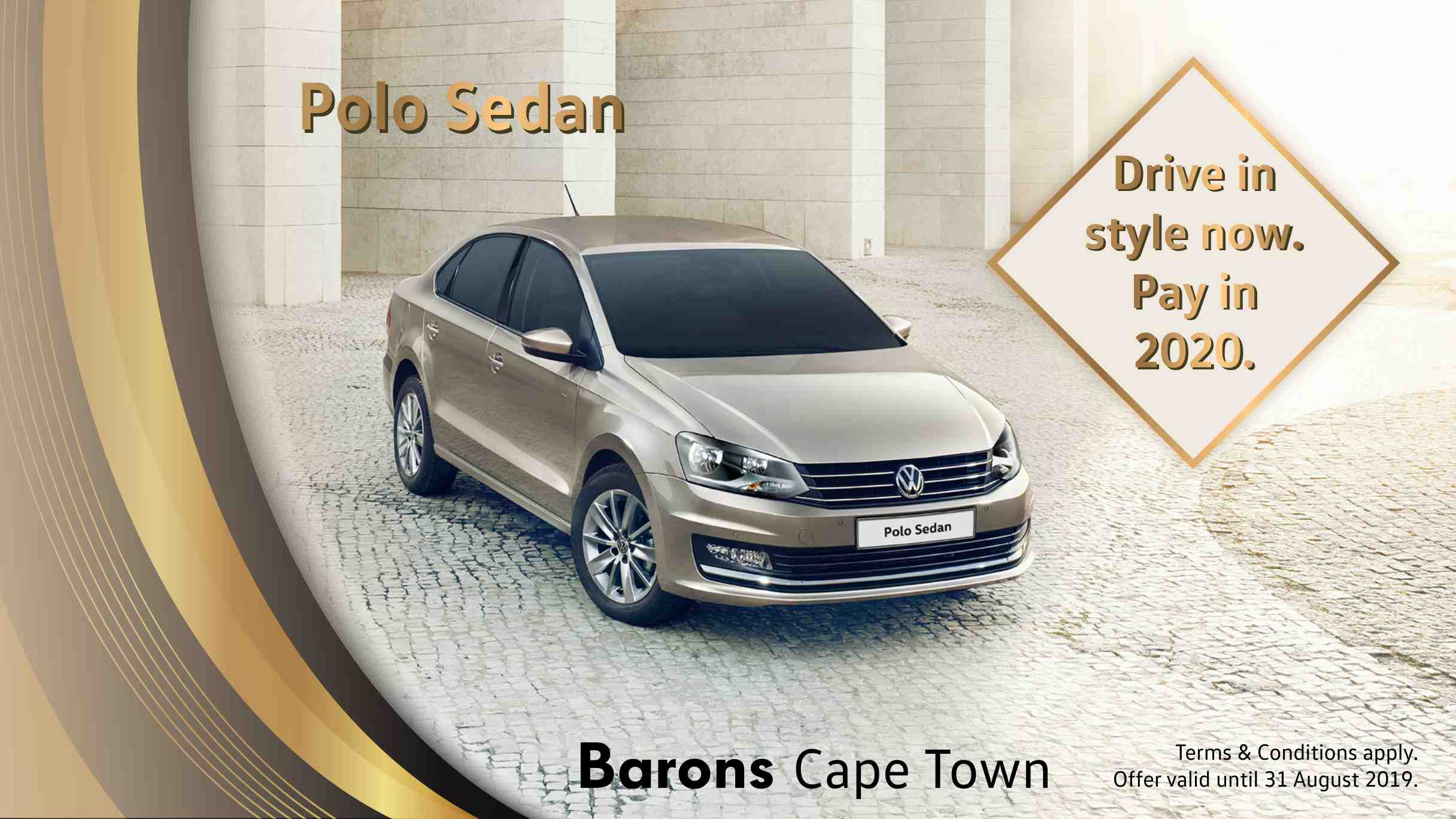 Barons Cape Town Volkswagen South African Dealership