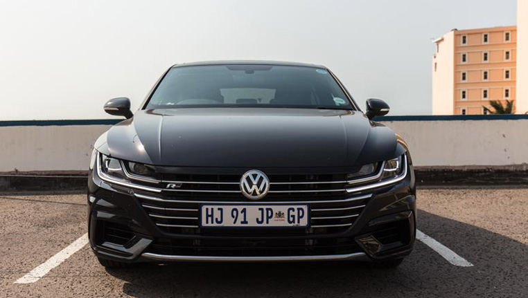 Barons VW Arteon new article review image 1