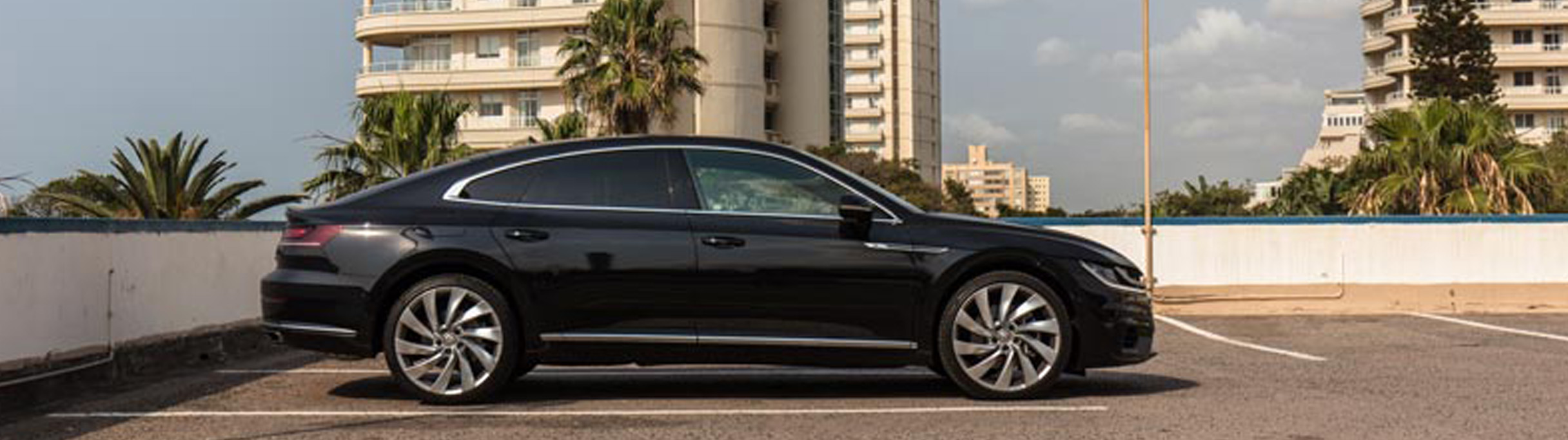 VW Arteon car review