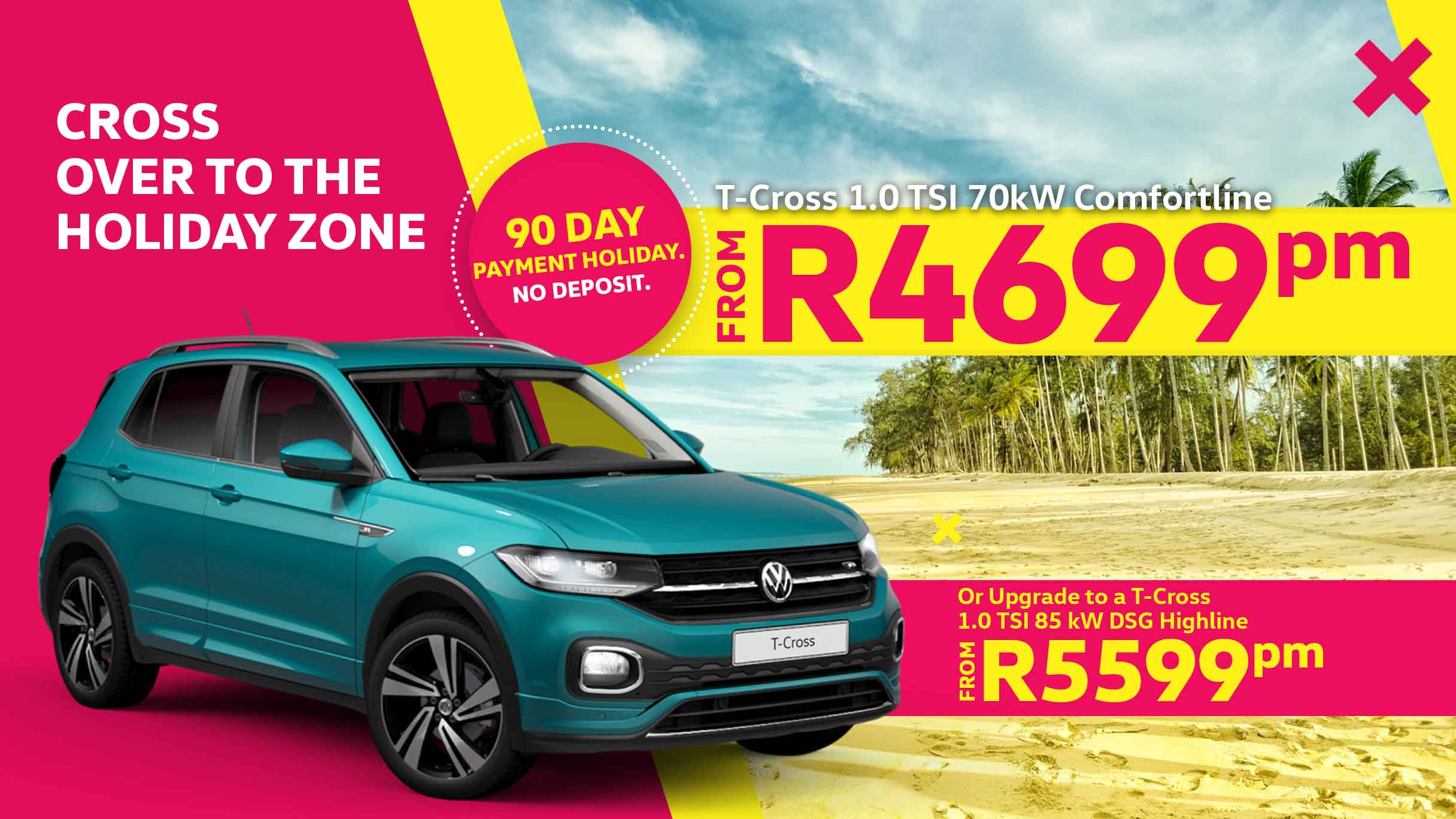 Barons Cape Town T-Cross offer