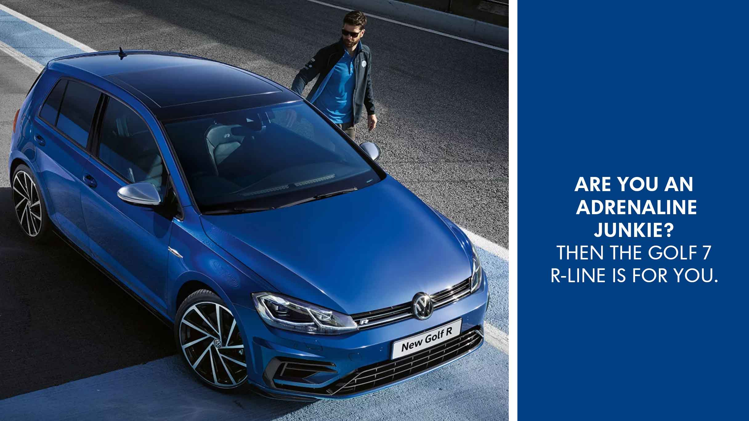 Barons Cape Town Golf 7 R-Line deal