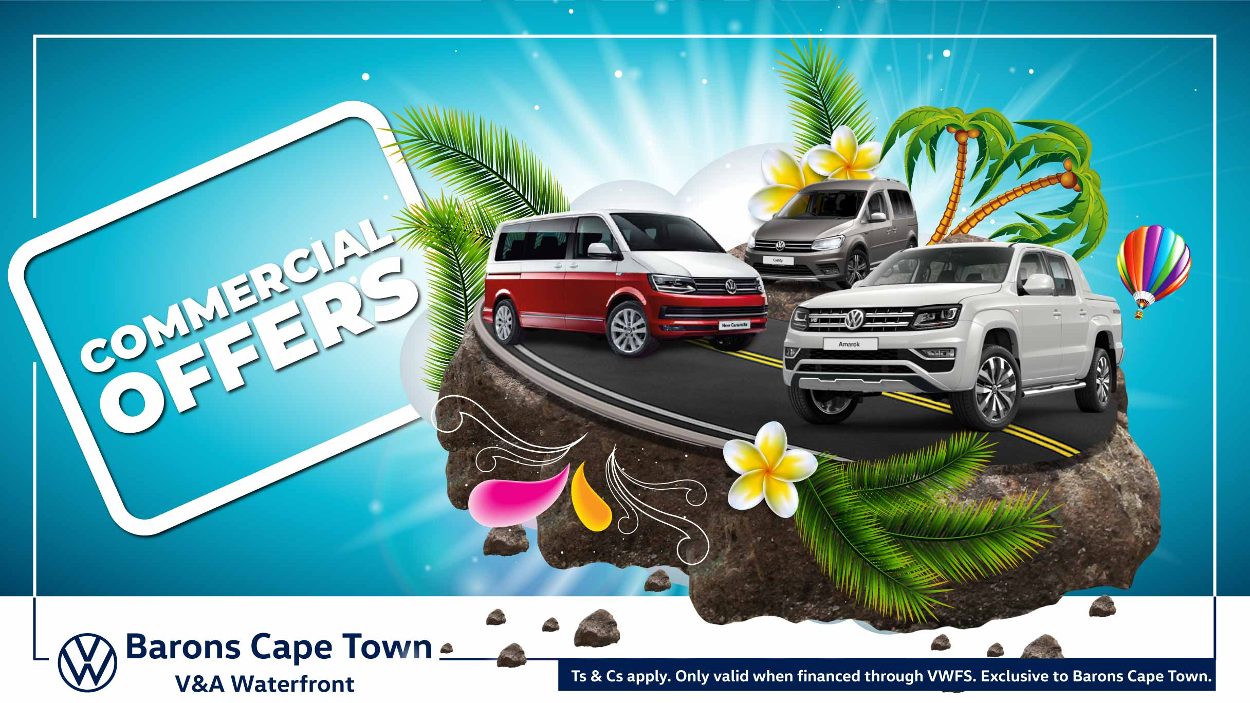 Barons Cape Town commercial vehicle specials