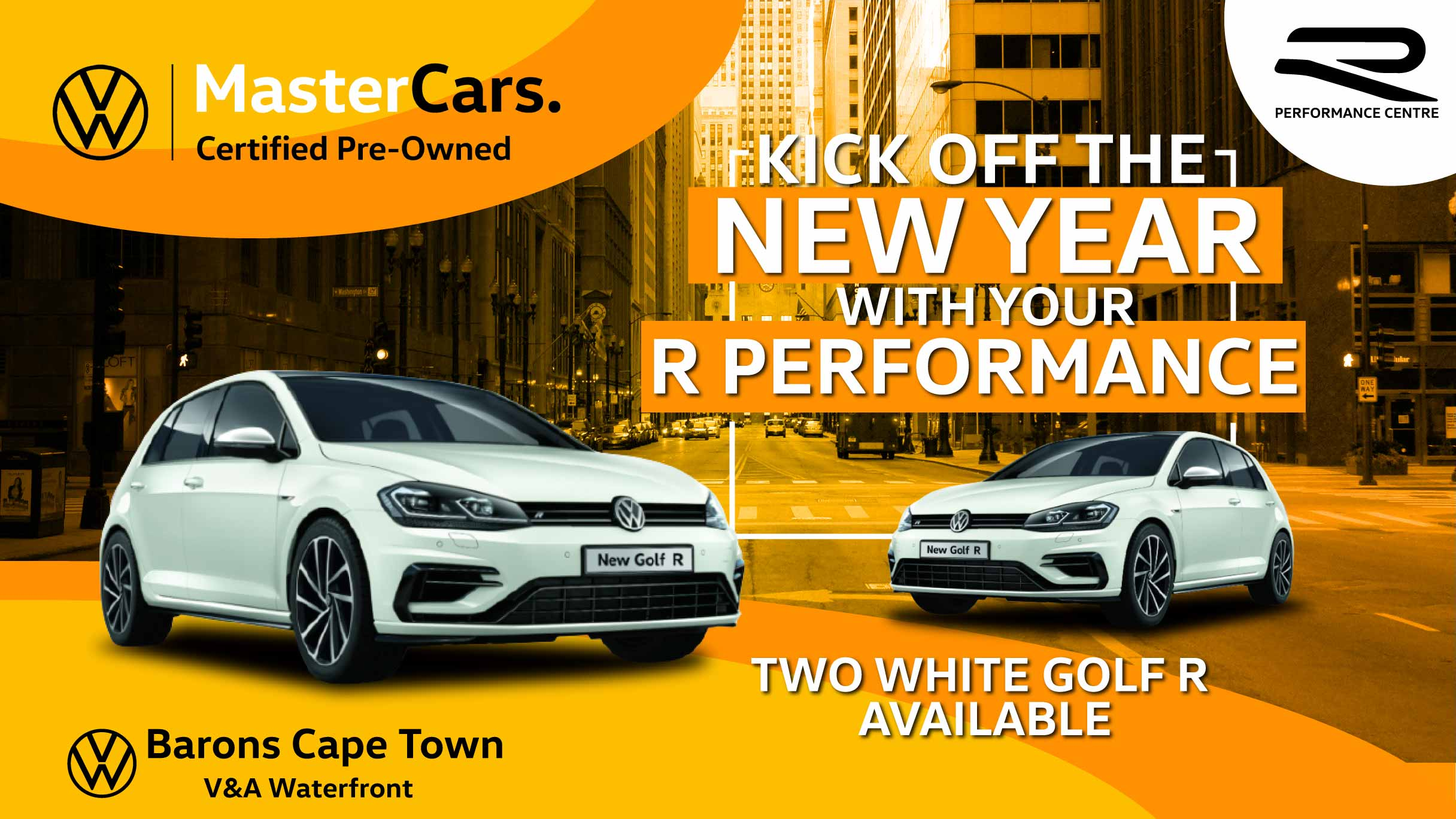 Barons Cape Town performance car offers