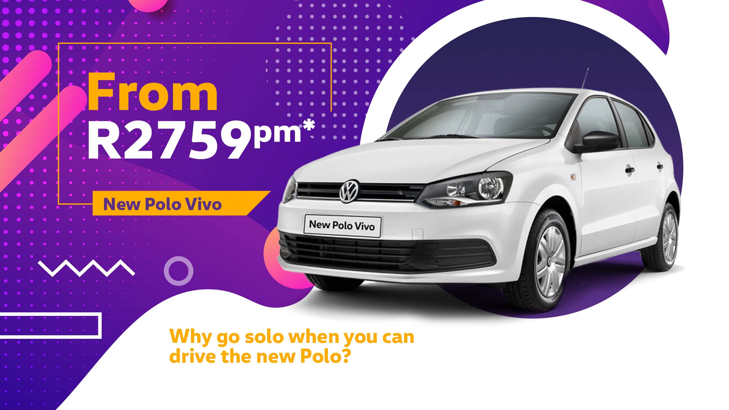 Polo Vivo offer at Barons Cape Town